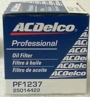 ACDelco Professional oil filter