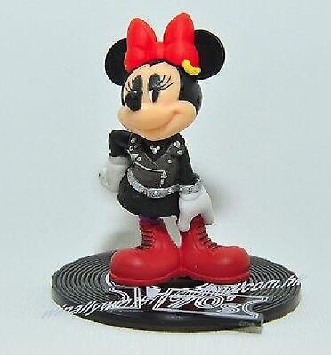 Disney T-Arts Mickey & Minnie Fashion Trip Figure 70S Minnie Mouse Punk Style