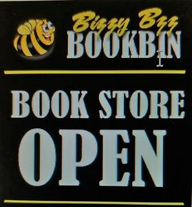Bizzy B'zz Bookbin - Used books
