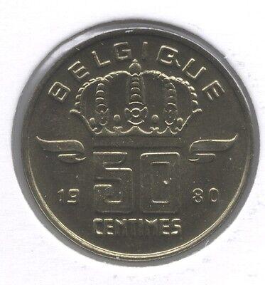 50 cent 1980 frans - Groot Hoofd * F D C *