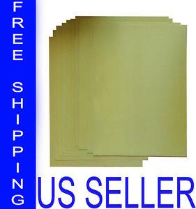 12 sheet pack w/ Kevlar ballistic bulletproof fabric 10x12