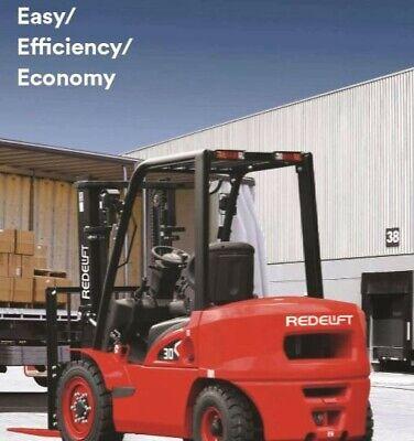 Redelift Xseries Diesel Forklift