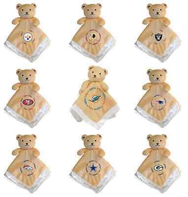 Nfl Team Bear (NFL Security Bear Receiving Blanket - Choose Your Team )