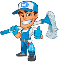 Squeaky clean services. No job too big or small!