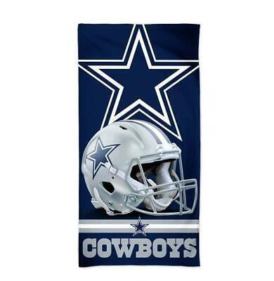 Dallas Cowboys NFL Football Strandtuch,Badetuch Beach Towel,Helm Logo ()