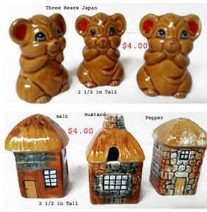 Sets of Collectible Salt  Pepper Shakers West Island Greater Montréal image 2