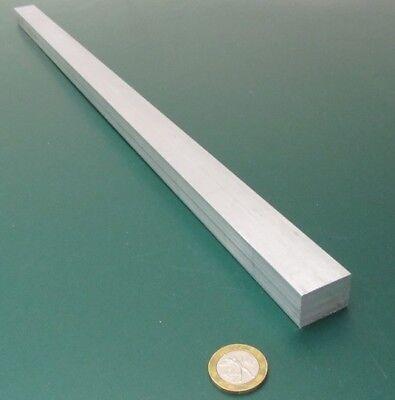 7075 T7351 Aluminum Bar 34 .750 Thick X 1.0 Wide X 24 Length