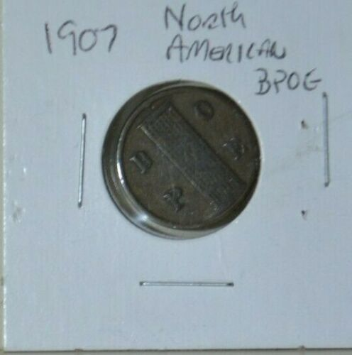 The North American 1907 BPOE token