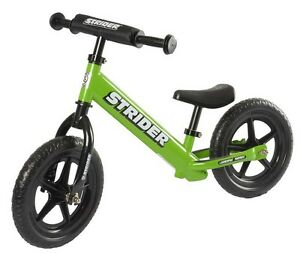 NEW STRIDER NO PEDAL BALANCE BIKE