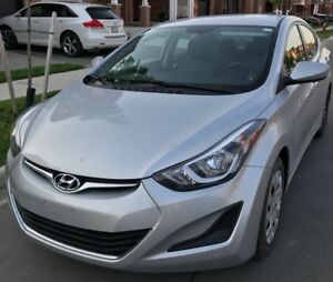 2014 Hyundai Elantra ONLY 26 k. 2 Set Tires, Warranty,CERTIFIED