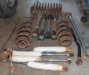 """0 IIIII 0 Rubicon Express used lift kit 3.5"""" Jeep TJ  0 IIIII 0"""