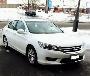 2013 Honda Accord EX-L (Sedan L4 EX-L CVT)