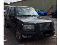 Land Rover Vogue Autoe Estate Gas Bi-Fuel