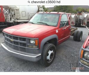 Chev or GMC C3500HD In search of
