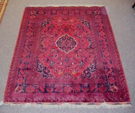 Afghan and Persian high quality carpets and rugs