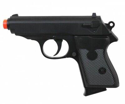 CYMA 220 FPS Spring Action PPK James Bond Replica Metal Airsoft Gun 6inch ZM02