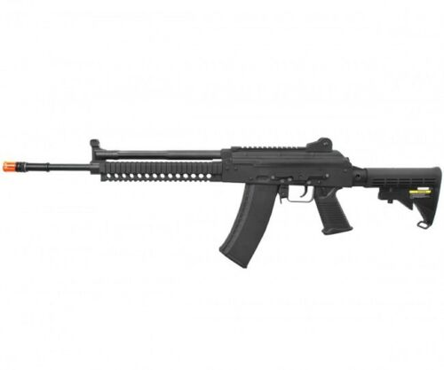 KWA AKG-KCR PTR Full Metal Tactical AK-74 RIS Gas Blowback Airsoft Gun 103-00713
