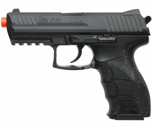 UMAREX Heckler & Koch HK P30 Spring Power Airsoft Pistol w/ Metal Slide 2273012