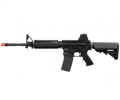 KWA Full Metal LM4 PTR M4 RIS Gas Blowback Airsoft Gun 103-00215 for sale  Duarte
