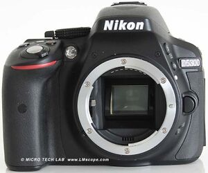 nikon D5300 body only in excellent condition