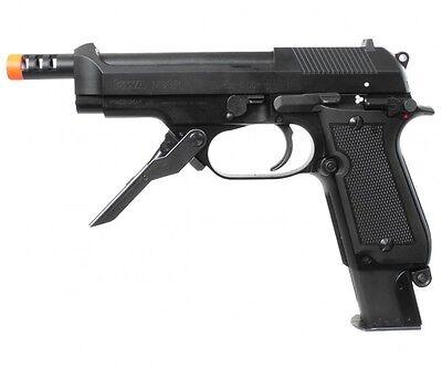 KWA M93R II Full Metal Pistol NS2 GBB Gas Blow Back Airsoft Gun 3 Round -