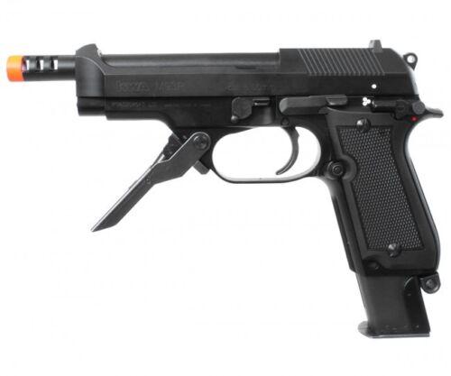 KWA M93R II Full Metal Pistol NS2 GBB Gas Blow Back Airsoft Gun 3 Round Burst
