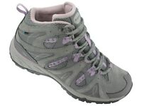 HI-TEC WATERPROOF WOMEN'S HIKING/TREKKING/MULTI-SPORT BOOT (SIZE EU