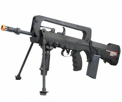 FAMAS F1 EVO Bullpup AEG Airsoft Rifle by CYBERGUN w/ Inline MOSFET 400906