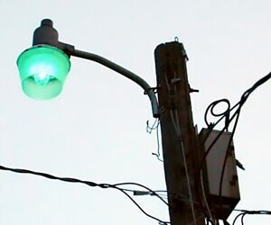 Looking for your old STREET LIGHTS, SECURITY LIGHTS, YARD LIGHTS