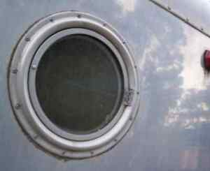 CARAPARK CARAVAN ROUND WINDOW AND POWER INLET WANTED Singleton Singleton Area Preview