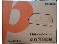 Scanner (plustek opticbook 3900 book scanner) for sale