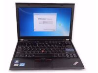 Lenovo ThinkPad X220 12,5 inch - Intel Core i5-2520M 2,5GHz. 4 GB. 320GB