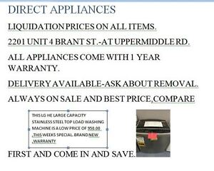 Washer/Dryer And Other Appliance Parts Of All Sorts Available... Oakville / Halton Region Toronto (GTA) image 9