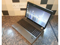 "HP ProBook 4535s LAPTOP 15.6"", FAST 2x 2.50GHz, 6GB, 320GB, WIFI, HDMI, WEBCAM, DVDRW, BLUETOOTH, W7"