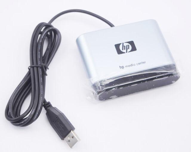 New HP Wireless MCE USB Infrared Receiver VISTA / WIN 7