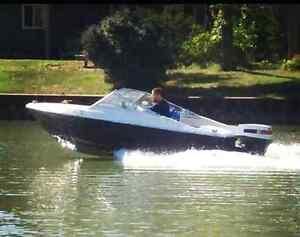 14 ft fiberglass boat