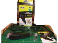 Wahl Dog Clipper Kit