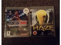 Ps3 games (2 for £10)