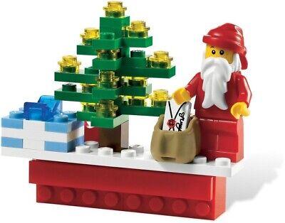 NIB Lego Seasonal 853353 Holiday Magnet Exclusive Santa Minifigure Christmas
