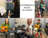 Piano, Guitar, Violin, Voice Lessons and More!