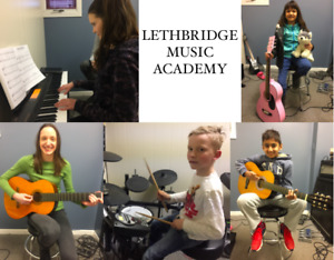 Piano, Guitar, Drums, Voice Lessons and More!
