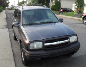 2003 Chevrolet Tracker VUS