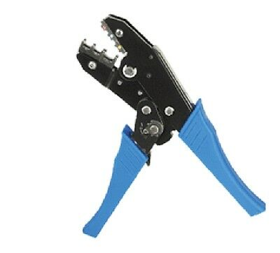 Non Insulated Wire Terminal Plier Crimper Awg 20-10 For 4.86.37.8 Mm Terminal