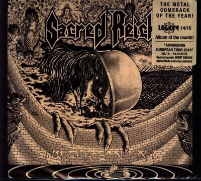 Sacred Reich - Awakening Digi CD
