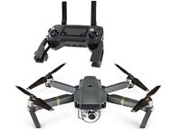 Excellent condition DJI Mavic Pro with extras!