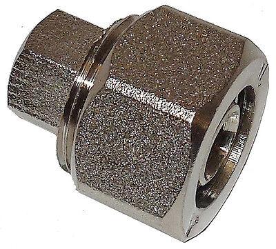 Maxline Rapidair 34 Tubing End Cap Fitting Compressed Air Piping Plug M8027