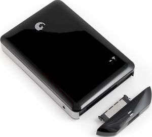 Wireless Storage Seagate GoFlex and Protective Carrying Case