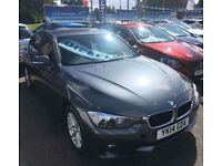 BMW 3 Series 320d SE EFF (FULL LEATHER+SAT NAV)