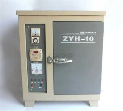 Zyh-10 Automatic Control Far-infrared Welding Electrode Baking Oven 220v New Hp