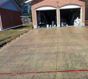 Concrete Specials on Driveways, Walkways, Patios! Kitchener / Waterloo Kitchener Area image 8